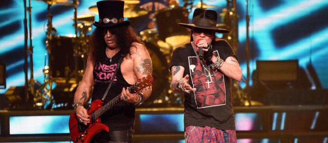 Guns N' Roses confirma concierto en Monterrey