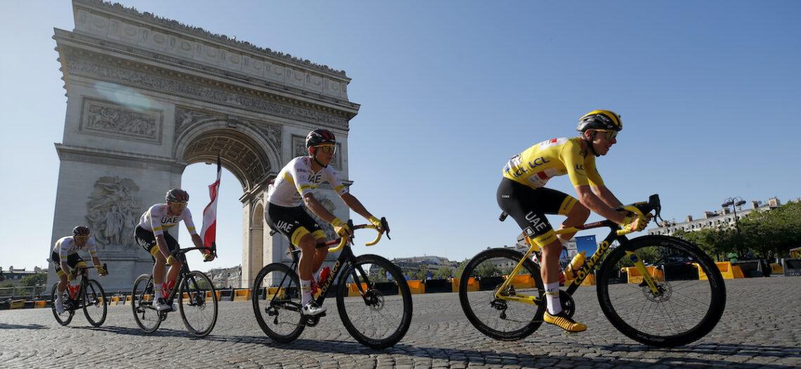 Tadej Pogacar refrenda su reinado en el Tour de Francia