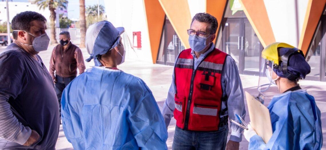 Exhorta Salud Sonora a no olvidar medidas contra COVID-19 en vacaciones