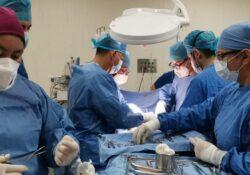 Lidera Hospital General del Estado donaciones de órganos entre 431 hospitales