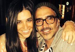 Alejandro Fernández se reconcilia con Karla Laveaga