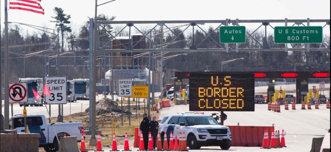 SRE mantiene negociaciones con EU para abrir la frontera en julio