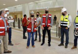 En recta final construcción del nuevo Hospital: Gobernadora Pavlovich