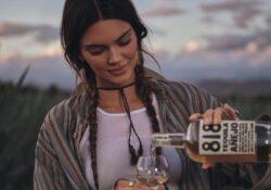 Tequila 818 de Kendall Jenner es todo un éxito