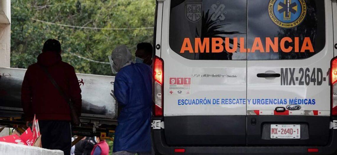 México registra cifra más alta de muertes por covid-19 en tercera ola