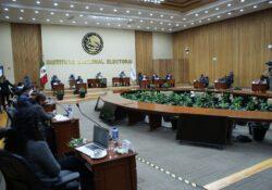 INE emite perdida de registro a tres partidos políticos