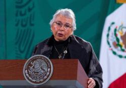 Olga Sánchez Cordero deja la Segob y será la nueva presidenta del Senado