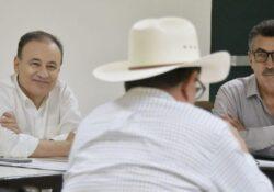 Gobernador Durazo supervisa avances en la creación y transferencia del Distrito de Riego Yaqui