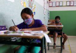 Comienza cierre de escuelas de Chihuahua ante presencia de casos covid