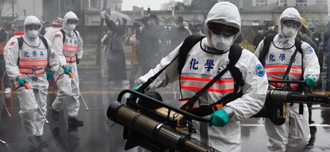 China aplica nuevo confinamiento ante brote de covid-19