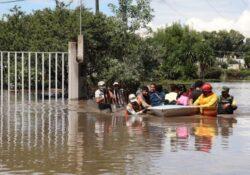 Aumenta la alerta por inundaciones; inician evacuaciones