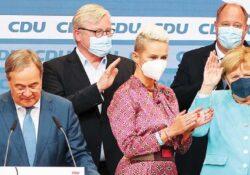 Ventaja mínima para socialdemócratas; elecciones en Alemania