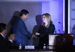 Maru Campos acusa a Javier Corral de peculado