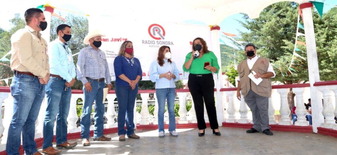 Amplía Radio Sonora cobertura con dos nuevas frecuencias