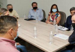 Instala Gobernador mesa de trabajo para atender a trabajadores de OOMAPAS SLRC