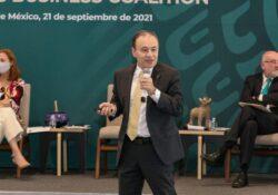 Busca gobernador Durazo mayores inversiones para Sonora