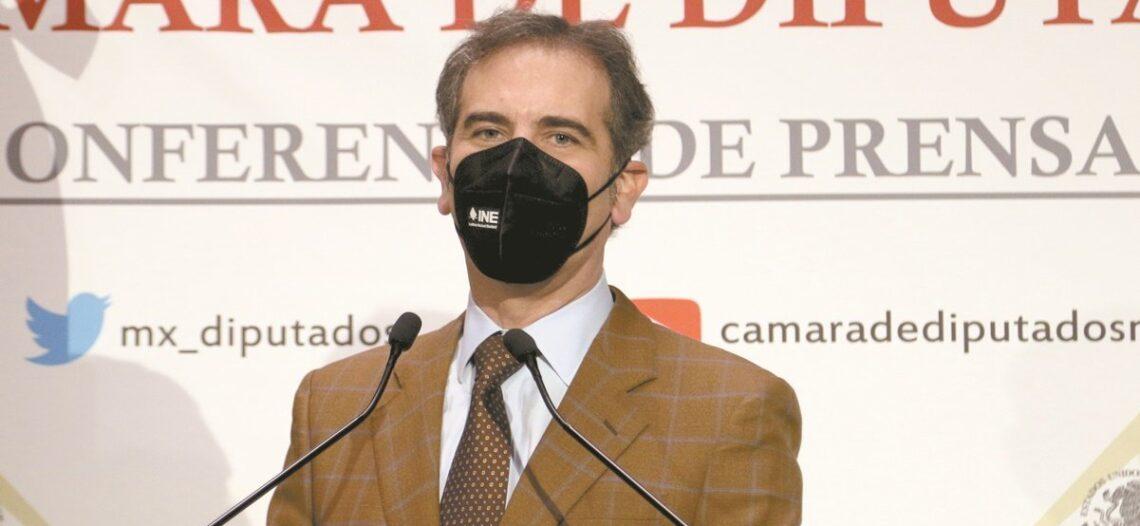 Gasto de INE depende de diálogo con el Congreso