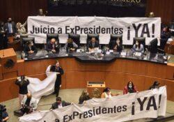 Ley de Juicio Político es avalada por diputados; pasa al Senado
