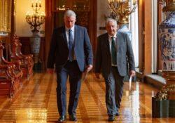 Andrés Manuel López Obrador exhorta a EEUU; pide quitar embargo a Cuba