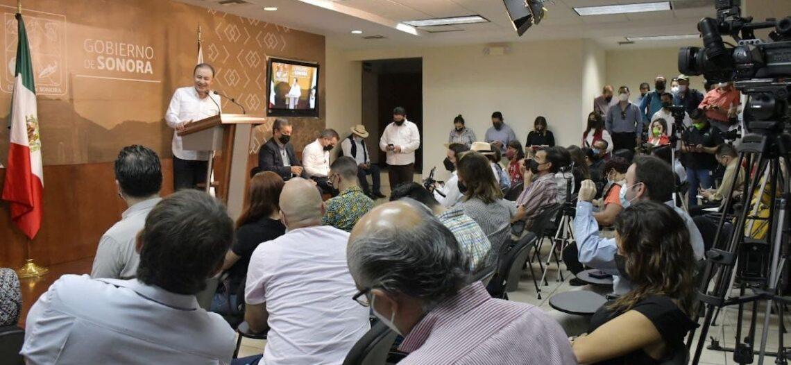 Sonora es cuarto lugar nacional en creación de empleos: Gobernador Alfonso Durazo