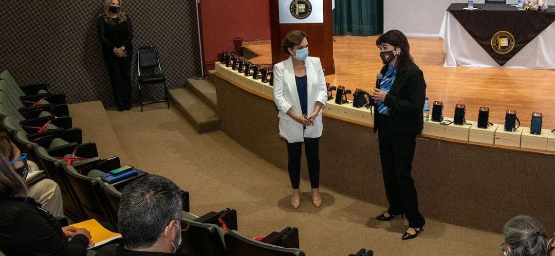 Trabajan SSP Sonora y FGJE para generar seguridad y paz en Sonora