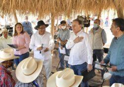 Hoy firmamos un compromiso histórico con los pueblos yaquis: Alfonso Durazo