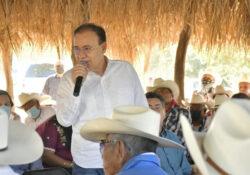 Gestionaré la creación de una zona económica especial en territorio Yaqui: Alfonso Durazo