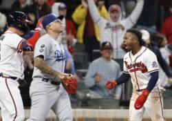Bravos propinan segundo descalabro a Dodgers