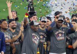 Astros va a la Serie Mundial