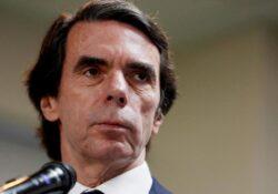 Aznar no le ofrecerá disculpas a México; Sheinbaum y Morena lo critican