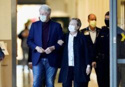 Dan de alta a expresidente Bill Clinton tras pasar cinco noches hospitalizado