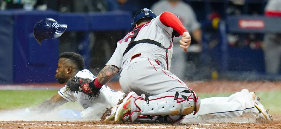 Rays blanquean a Red Sox y toman ventaja