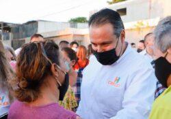 Anuncia Toño Astiazarán obras para reparar Hermosillo