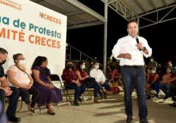 Avanza integración de Comités CRECES en Hermosillo