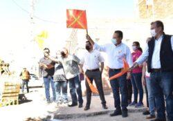 "Da Toño Astiazarán ""banderazo"" a obra de CMCOP en colonia Altares"