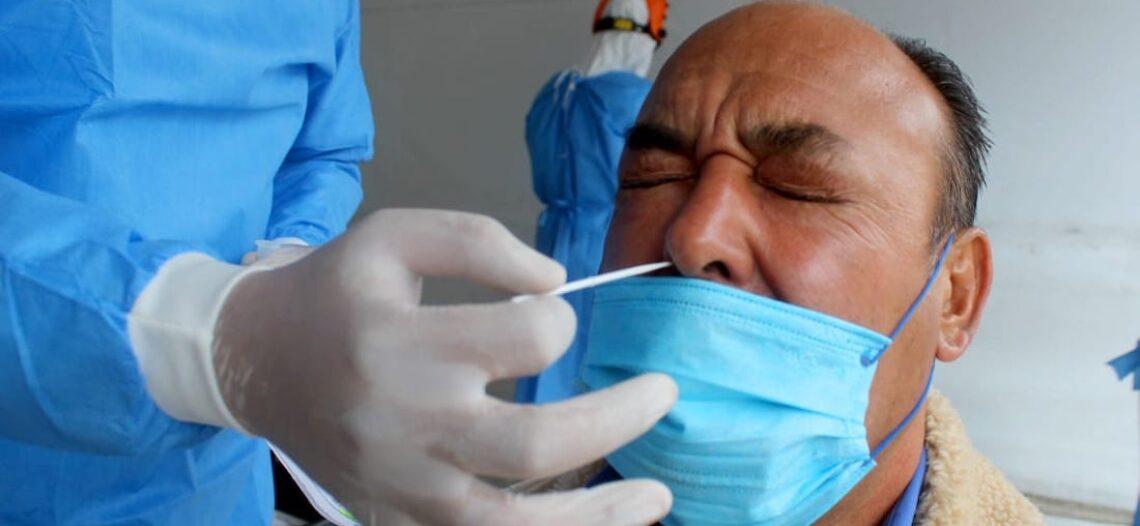 Registra Nuevo León cifra más baja de contagios por Covid-19 desde junio