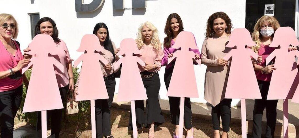 Se suma DIF Hermosillo a la lucha contra el cáncer de mama