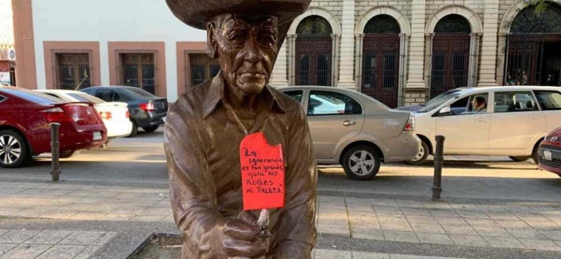 Convocará IMCA a diálogos sobre Ruta Escultórica vandalizada