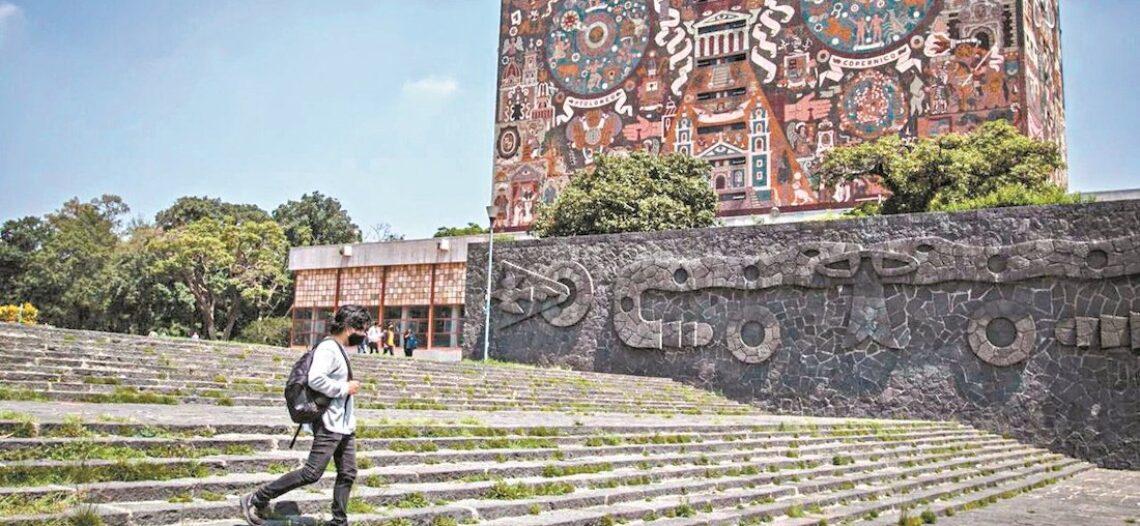 Retorno a aulas en UNAM se intensificará una vez que haya semáforo verde